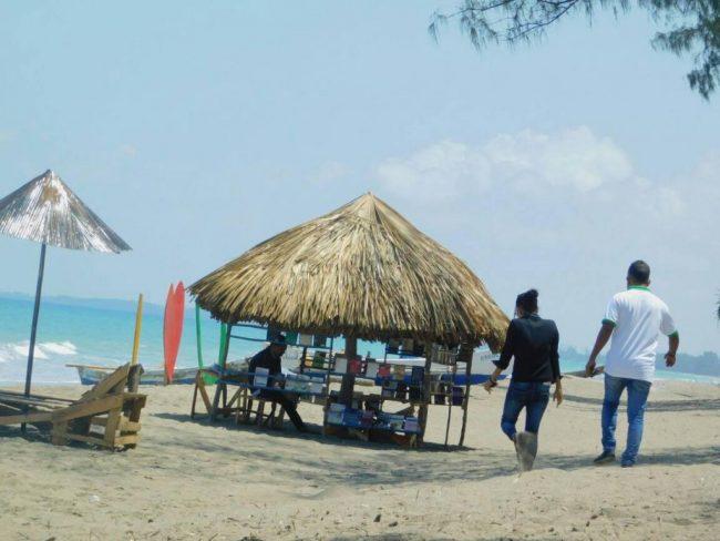 Wisata Pantai Litamali via Radarntt