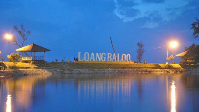 Wisata Pantai Loang Baloq