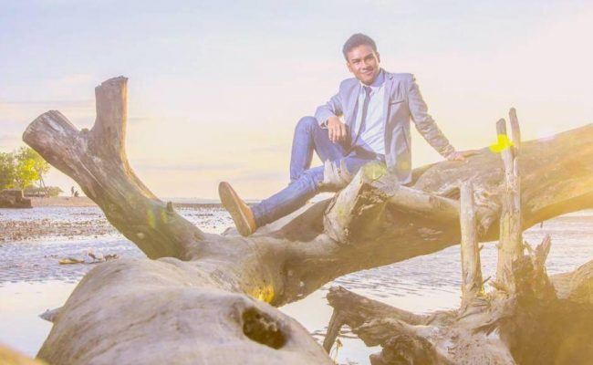 Wisata Pantai Manikin via Ig @salvinolay