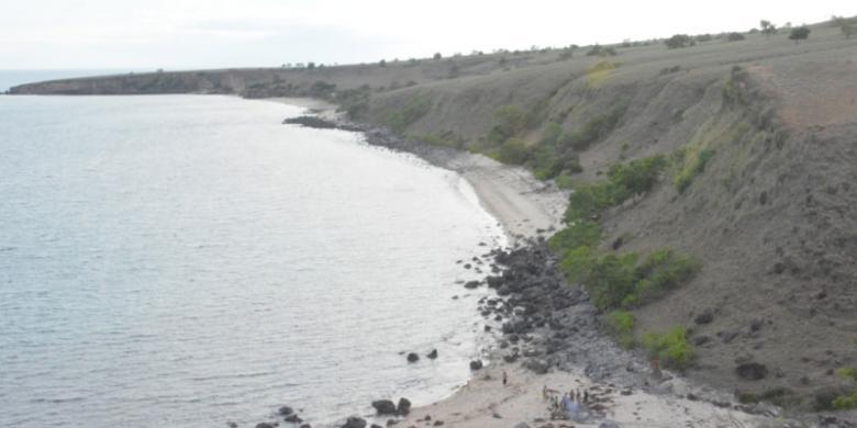 Wisata Pantai Mausui via Kompas