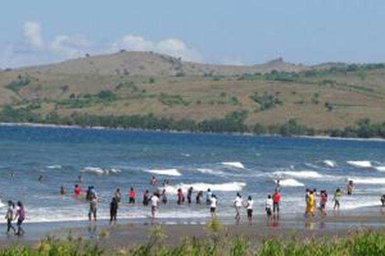 Wisata Pantai Mbolata via Kompas