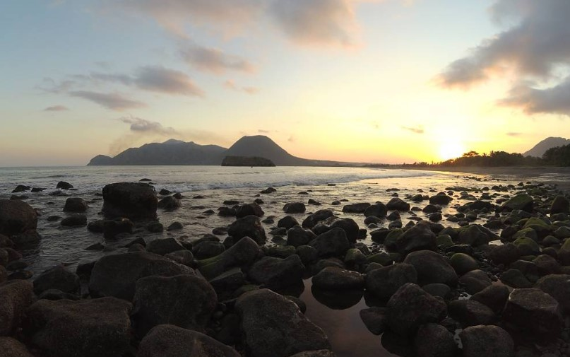 Wisata Pantai Mbu'u via IG @mitsnain