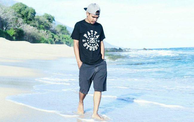 Wisata Pantai Mingar via IG @devan_making