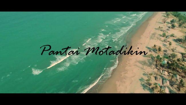 Wisata Pantai Motadikin via Youtube