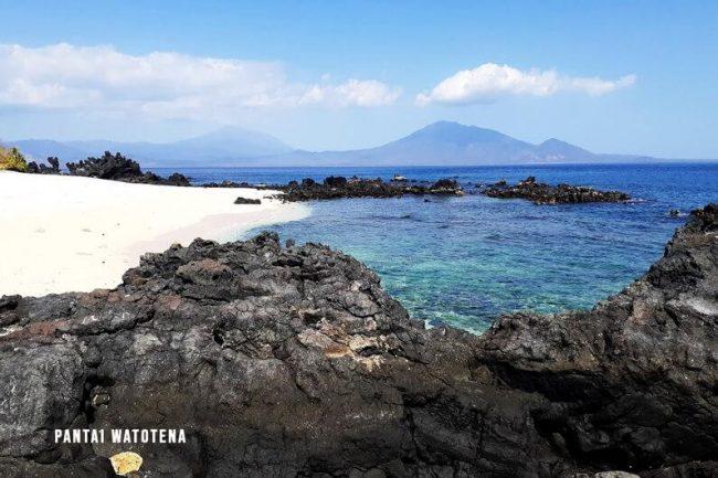 Wisata Pantai Neren Watotena