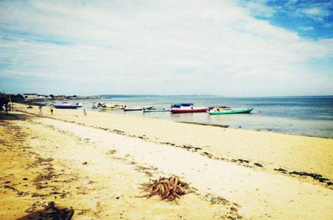Wisata Pantai Pasir Panjang via IG @rika_ryounaga