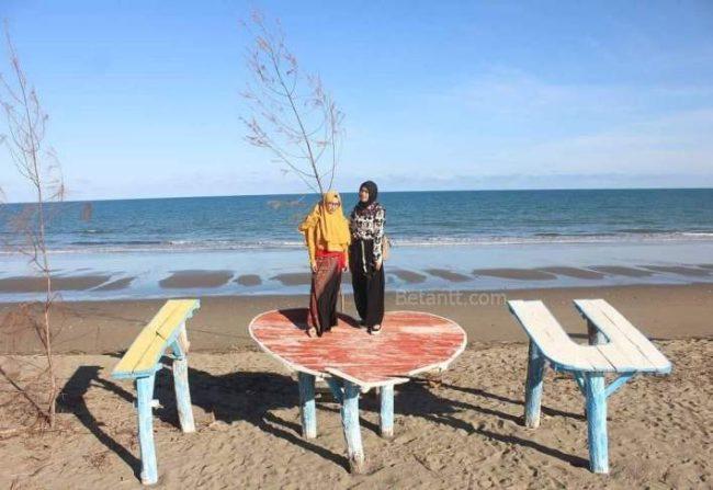 Wisata Pantai Raihenek via Betantt