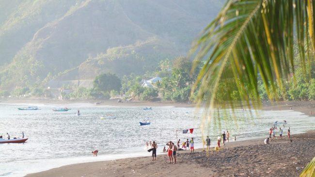 Wisata Pantai Ria