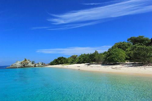 Wisata Pulau Bidadari via wisatakomodotourscom
