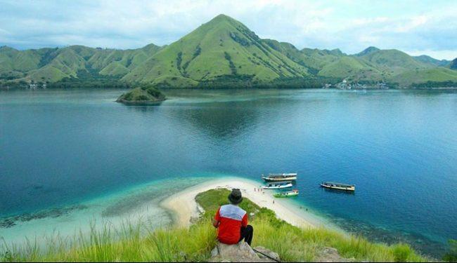 Wisata Pulau Kelor via IG @keluarbentaryuk
