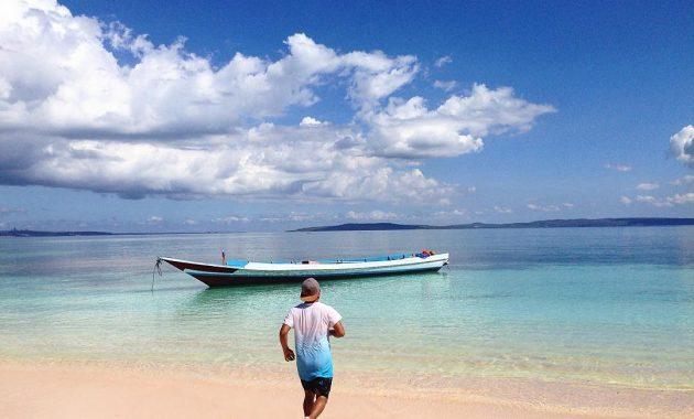 Wisata Pulau Kera via IG @stephentimothy__