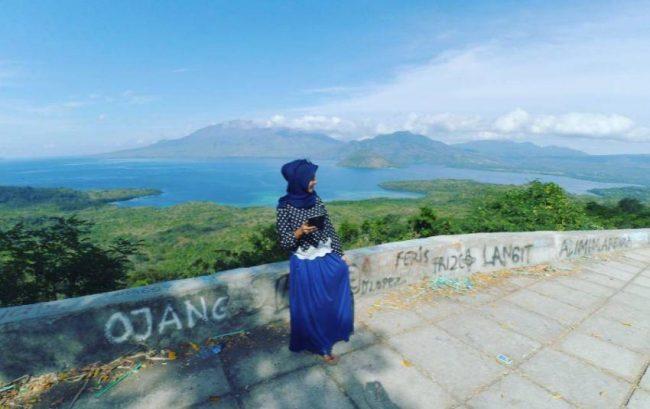 Wisata Pulau Konga via IG @indahbethan