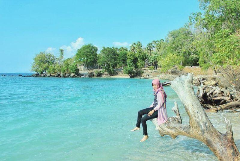 Wisata Pulau Pura via IG @jeanitaputrii