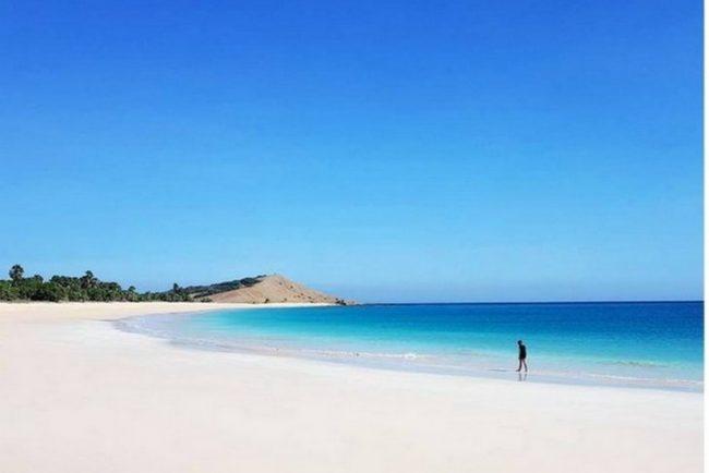Wisata Pulau Semau via Antaranews