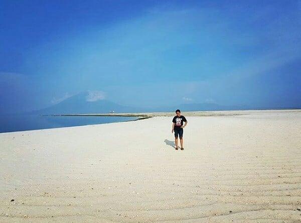 Wisata Pulau Siput via IG @lembatamanisle