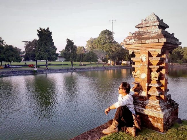Wisata Taman Mayura via IG @dewakomangwijaya