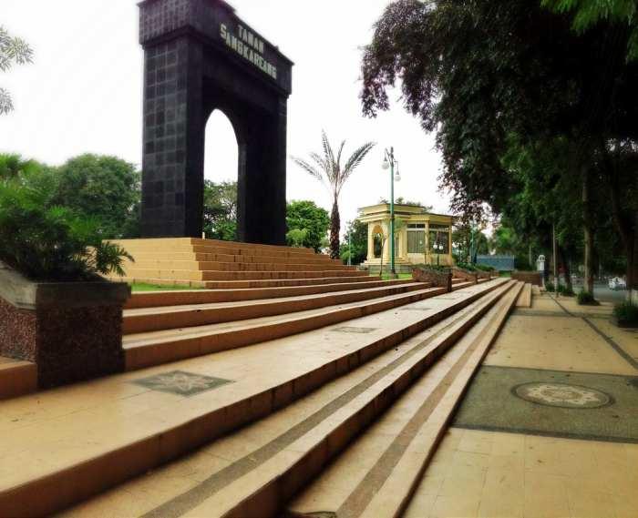 Wisata Taman Sangkareanng via Flickr