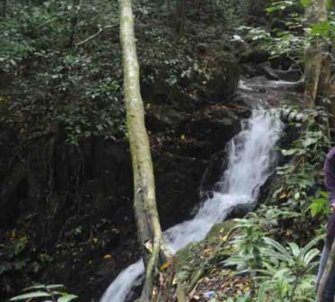 Air Terjun Batu Pahat - Tempat Wisata Di Kayong Utara
