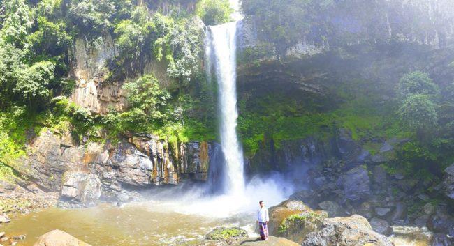Air Terjun Engkanan via Riamengkanan.blogspotcom