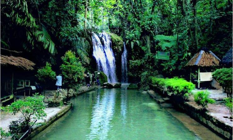 Air Terjun Goa via Pariwisatasumut - Tempat Wisata Di Labuhanbatu Utara