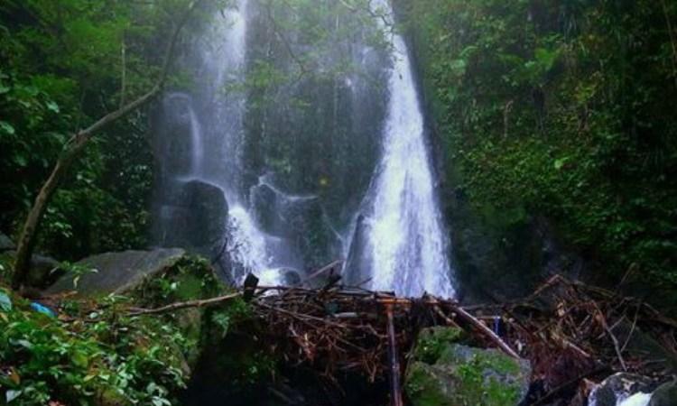 Air Terjun Mbah Kalsan via Sumutviral - Tempat Wisata Di Labuhanbatu Utara