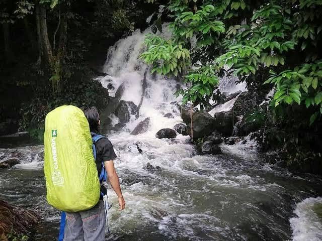 Air Terjun Riam Sejajah via FB