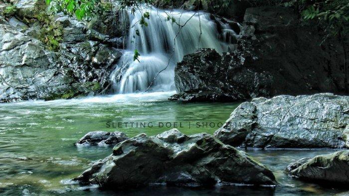 Air Terjun Riam Solakng via Sletting Doel