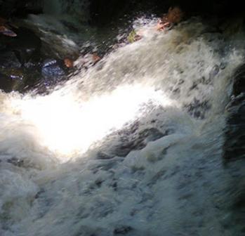 Air Terjun Rombo Pangaak