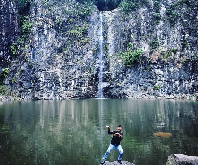 Air Terjun Sampuran Harimau via Superadventure