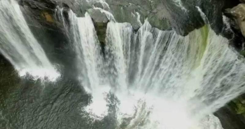 Air Terjun Siling Lubang Kuter