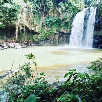 Air Terjun Simonang Monang via IG