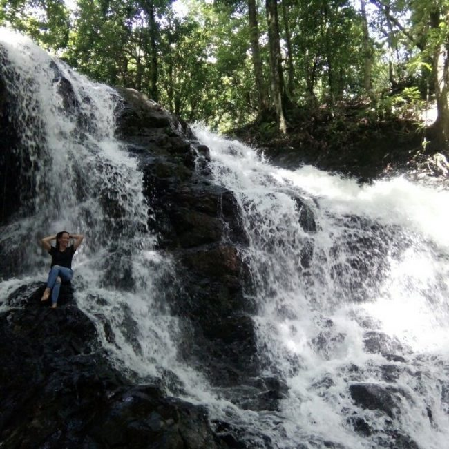 Air Terjun Tikalong