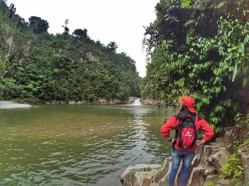 Air Terjun Unong Sisapa @warawiriindonesia