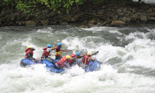 Arung Jeram Sungai Asahan via Sumatera-Adventure