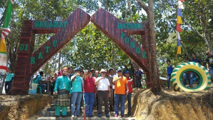 Batu Posok via Tribunnews