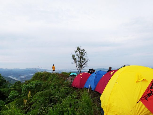 Bukit Bellew via Sitimustiani