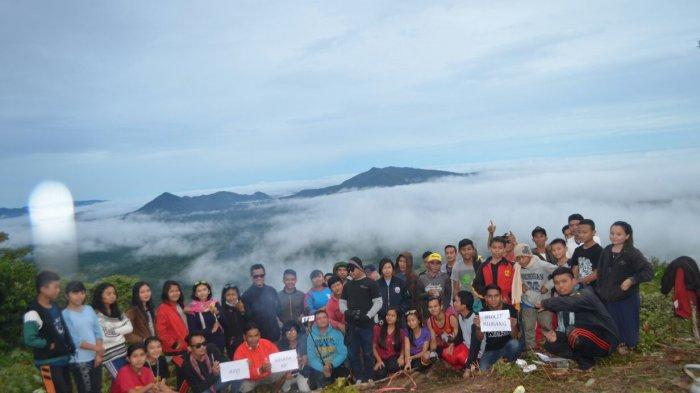Bukit Burang via Tribun Pontianak