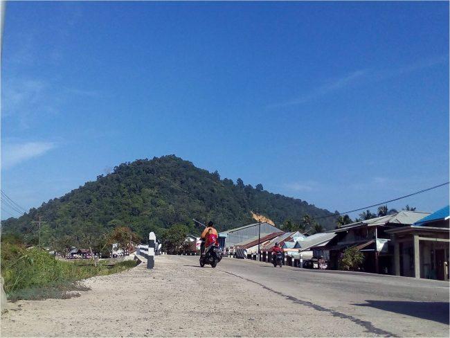 Bukit Peniraman via Daengpajoka