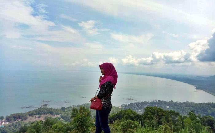 Bukit Rindu Alam via IG @anita.rosadi