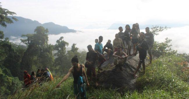 Bukit Terinting via Youtube