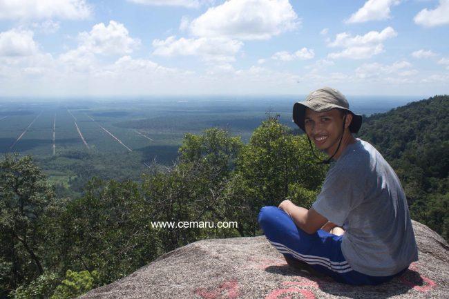 Bukit Wangkang via Cemaru