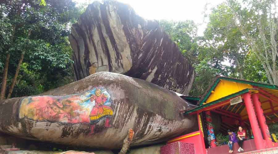 Bukit Wangkang via misterpangalayo