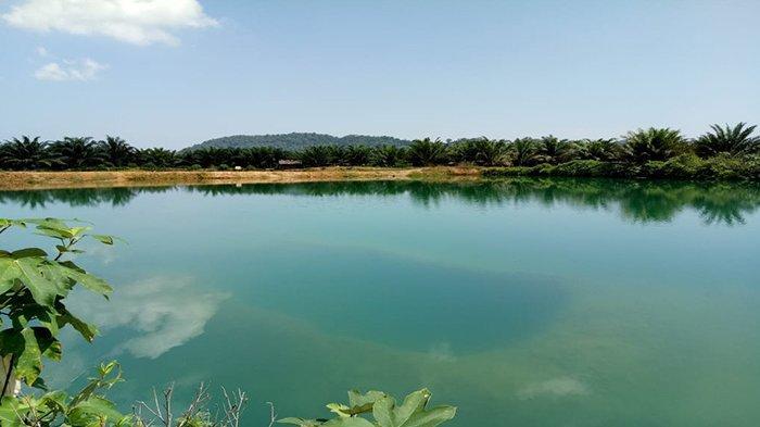 Danau Hijau via Tribun Pontianak