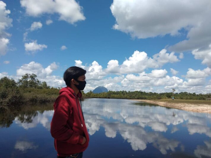 Danau Jemelak via IG @alwandikurniawan