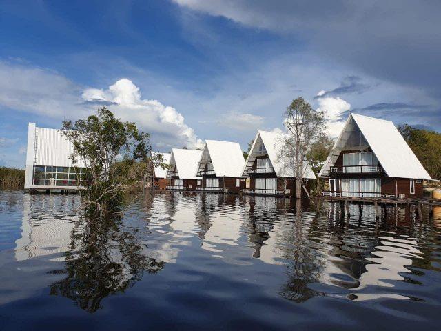 Danau Lait via Insidepontianak