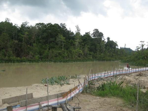 Danau Taipi via Detik