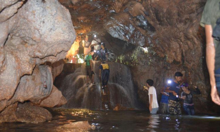 Goa Kaca via Yoexplore - Tempat Wisata Di Labuhanbatu Utara