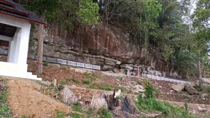 Goa Lawang Kuari via Tribunnews