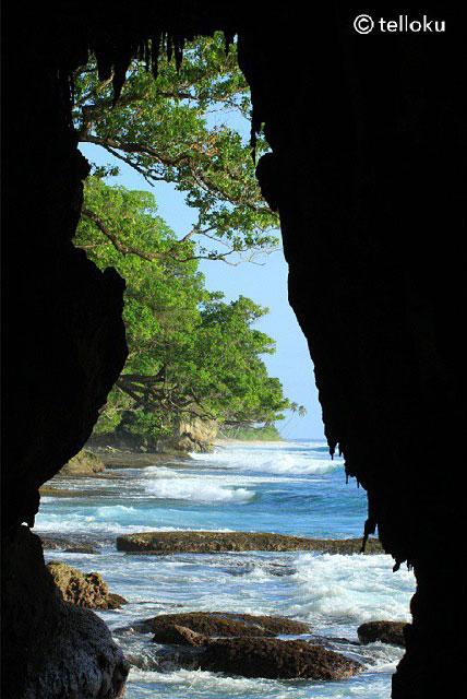 Gua Fetalasa via IG @telloku - tempat wisata di Nias Selatan
