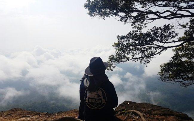 Gunung Tiong Kandang via Sitmiustiani